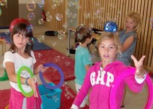 Atelier cirque enfants.