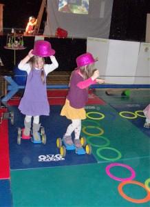 Atelier spectacles enfants